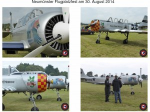 Flugplatzfest Neumünster 2014
