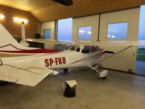 Cessna SP-FKO